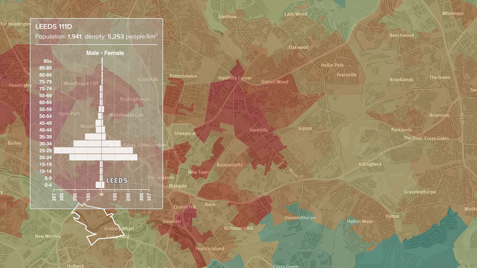 parallel | mapping and data visualisation